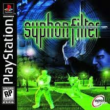 Syphon Filter - PS1 - ISOs Download