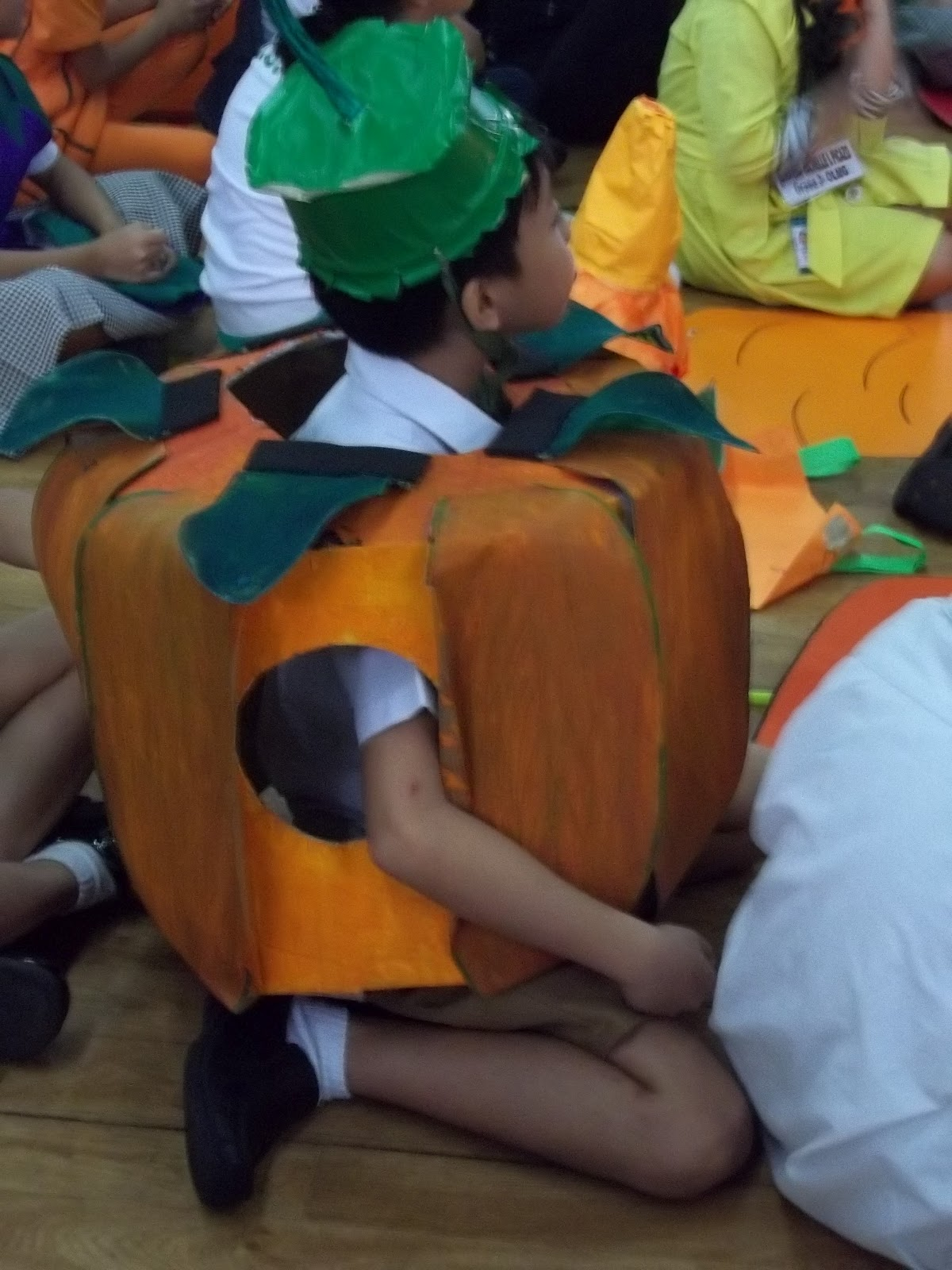 Nutrition Month Culminating Activity