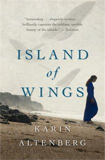 Review of Island of Wings by Karen Altenberg published by Penguin