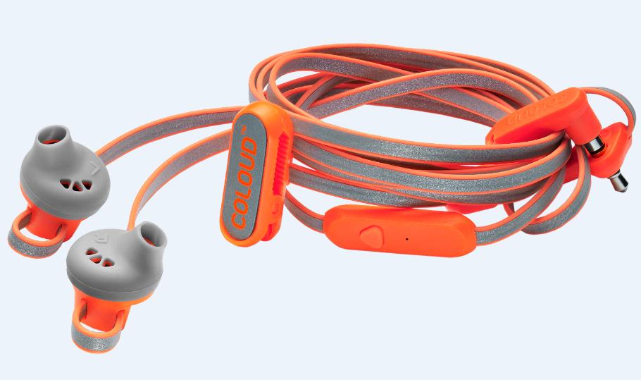 Coloud Sports Neon Orange