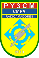 Brasão do Clube de Radioamadores do CMPA