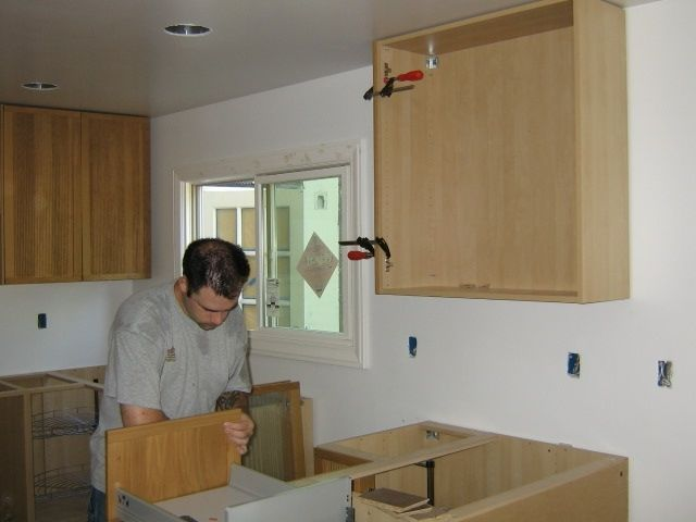 Contractors, Installers, Cabinet Guys. Who To Hire.