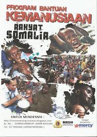MISI KEMANUSIAAN SOMALIA
