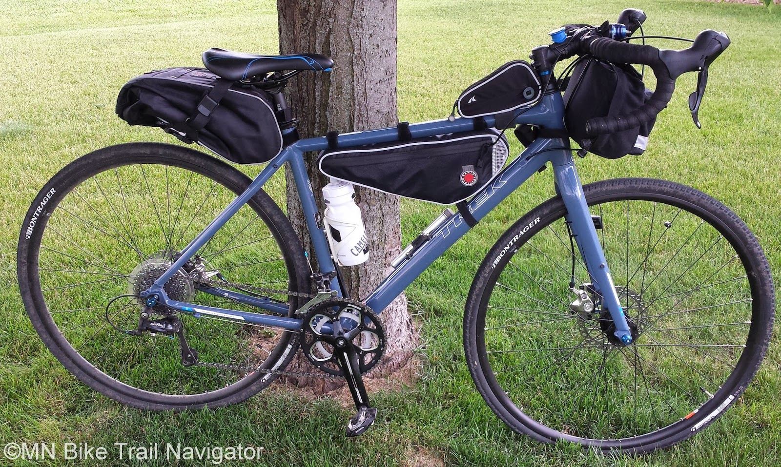 MN Bike Trail Navigator: Product Review: Banjo Brothers Waterproof ...