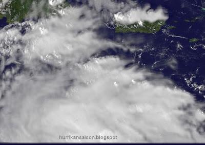 In Punta Cana oder sonstwo in der Dominikanischen Republik? Rechnen Sie mit mehr Regen und Gewittern., Punta Cana, Dominikanische Republik, aktuell, Satellitenbild Satellitenbilder, Wettervorhersage Wetter, Oktober, 2011, Radar Doppler Radar,