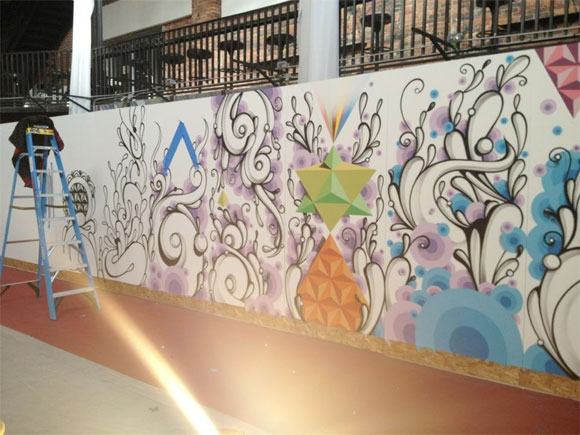 mural painter denver - famous murals - mural painting