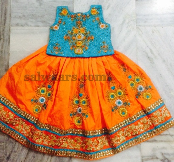Heavy Thread Work Rich Lehenga Indian Dresses