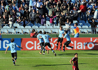 Resultado Uruguay Vs Venezuela – Eliminatorias