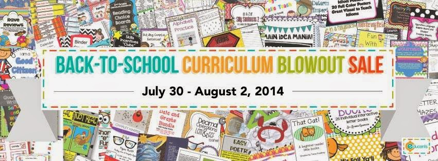Educents Sale! July 30-August 2, 2014!