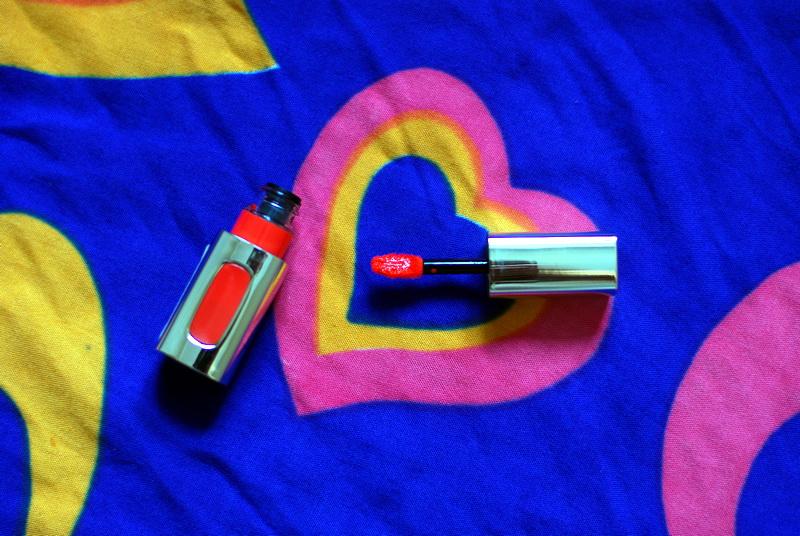 Loreal Extraordinaire Liquid Lipstick