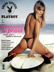 Download Playboy Especial Gostosas da Praia Janeiro 2015