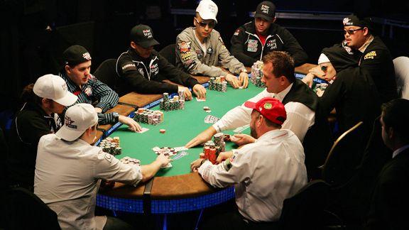 Montgomery al poker room