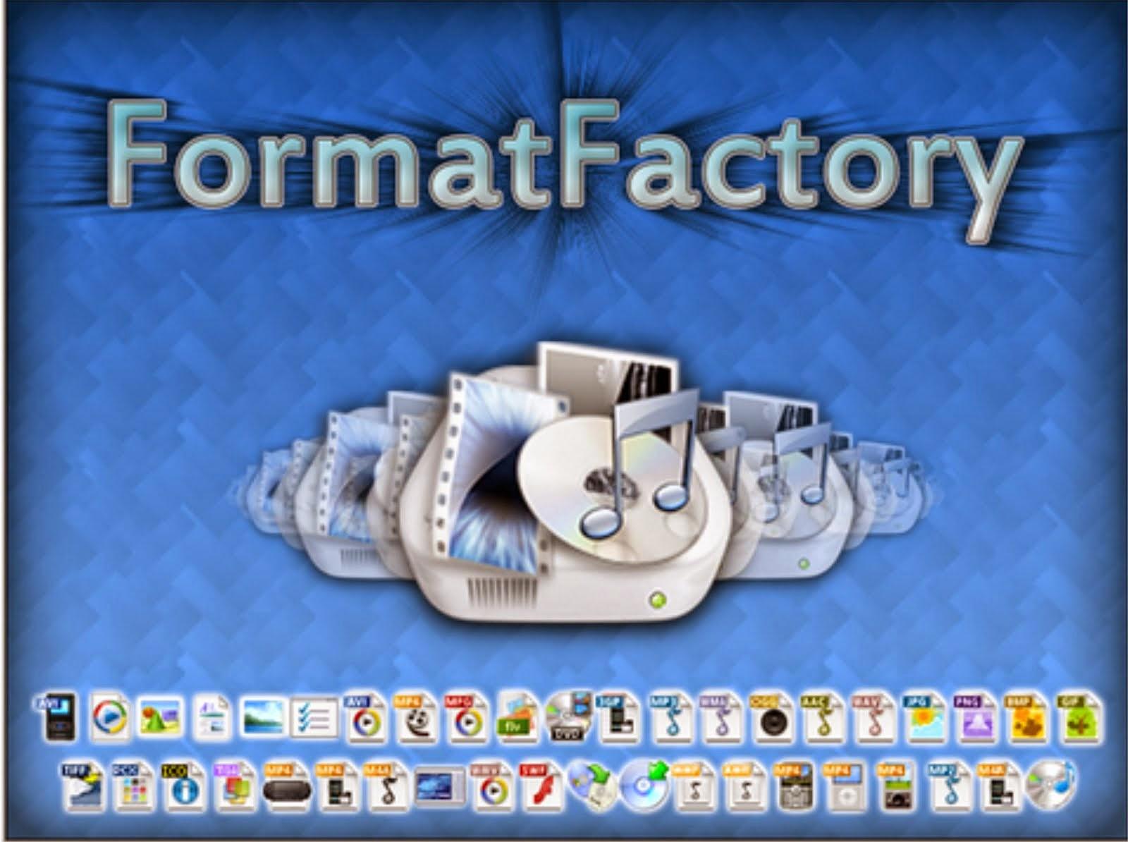 تحميل برنامج Format Factory 3.3.5