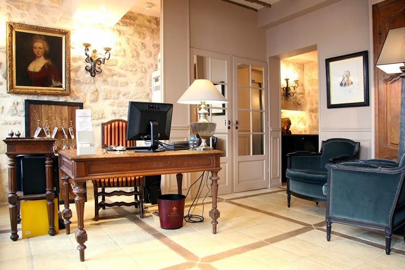 Hotel Saint Louis en l'Isle