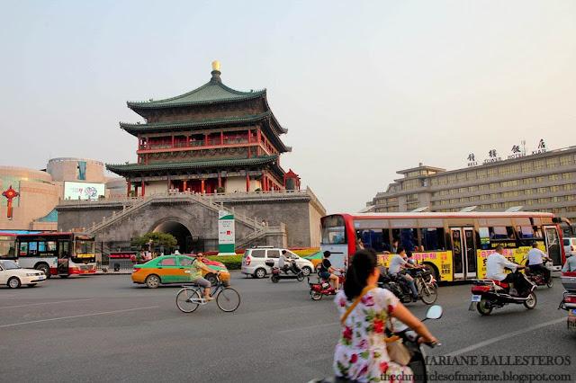 bell tower xian