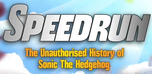 MegaWestgarth Speedrun Sonic Book
