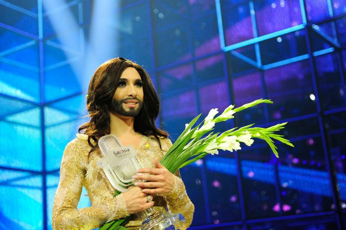 Eurovision 2014: Conchita Wurst vince il trash