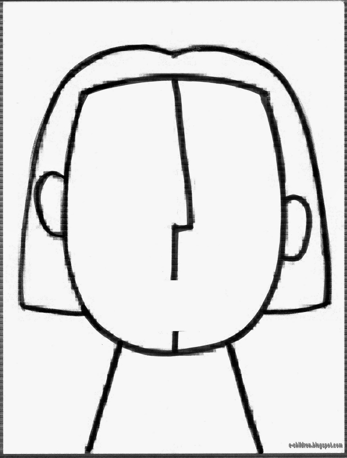 Free Picasso Coloring Pages