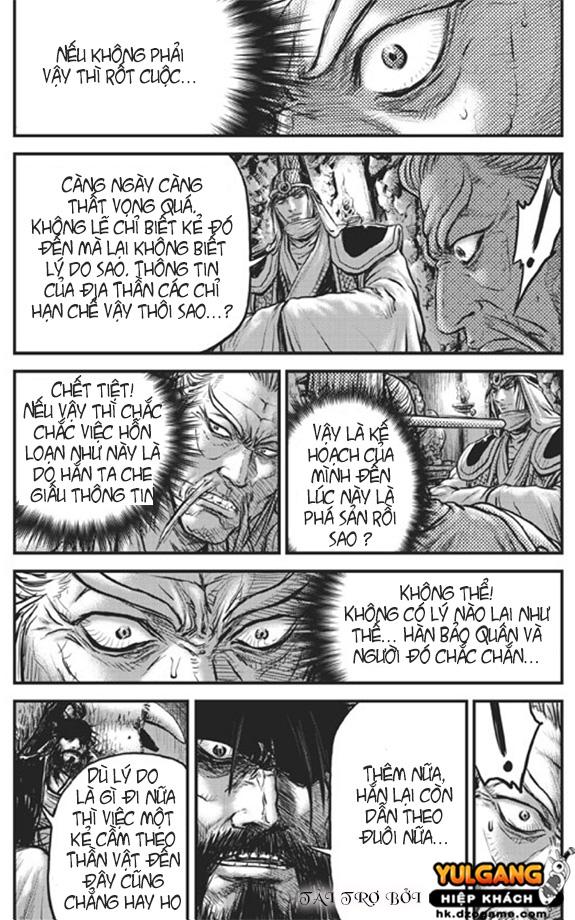 Hiệp Khách Giang Hồ - Chapter 430 - Pic 17
