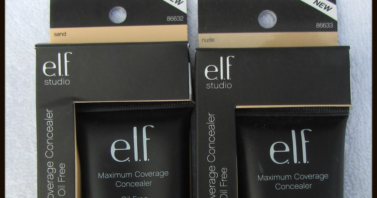 E.L.F. Studio: Maximum Coverage Concealer - Makeup Moment