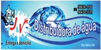 J&V DISTRIBUIDORA DE ÁGUA