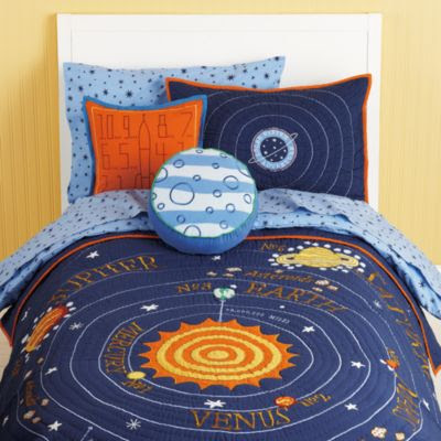 solar system baby bedding - photo #16