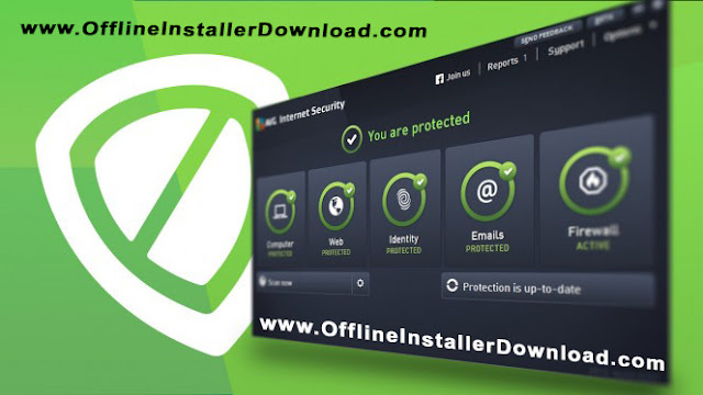 Avg 2015 Antivirus Offline installer Download