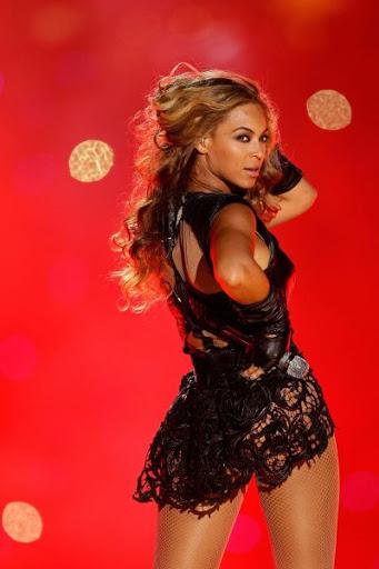 Show sexy de Beyoncé au super bawl 2013.