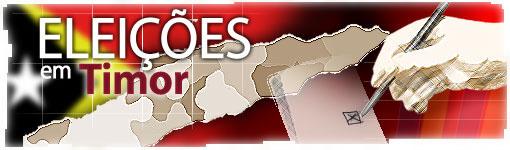 Timor-Leste: LIDERANÇAS DEBATEM TRANQUILIDADE ELEITORAL