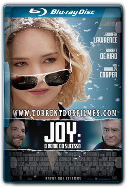 Joy – O Nome do Sucesso (2016) Torrent – WEB-DL 720p | 1080p Legendado