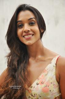 Actress-Anu-Priya-Stills-at-Potugadu-Movie-Press-Meet