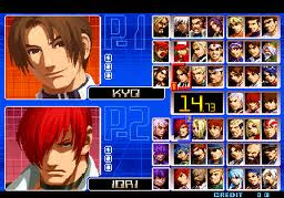 The King Of Fighters 2002 Magic Plus 2 Portable