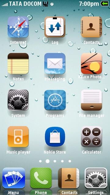 vhome terbaru symbian s60 v5 hd games free