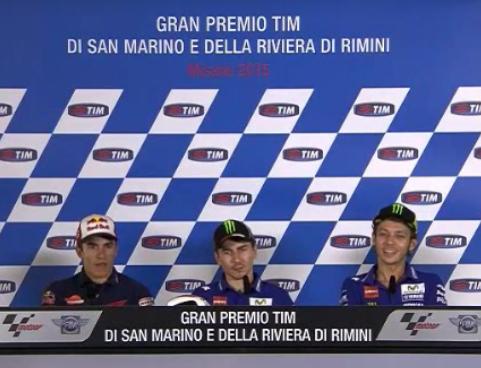 Perkiraan Jalannya Balap MotoGP Seri 13 San Marino 2015 - Lorenzo Berpeluang Besar Juara Seri