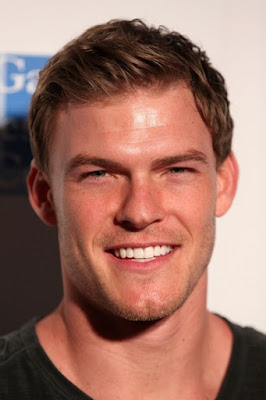 Hot Model Alan Ritchson in Underwear