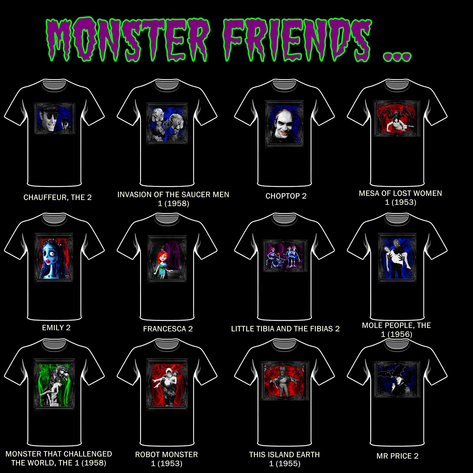 Monster Friends 3