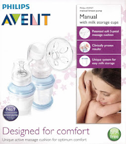 Avent Breast Bump