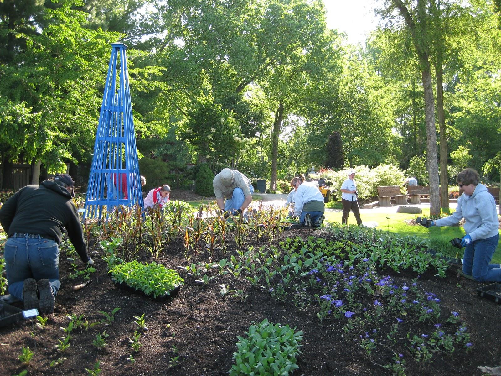 Rotary Botanical Gardens Hort Blog AAS Landscape Design Award