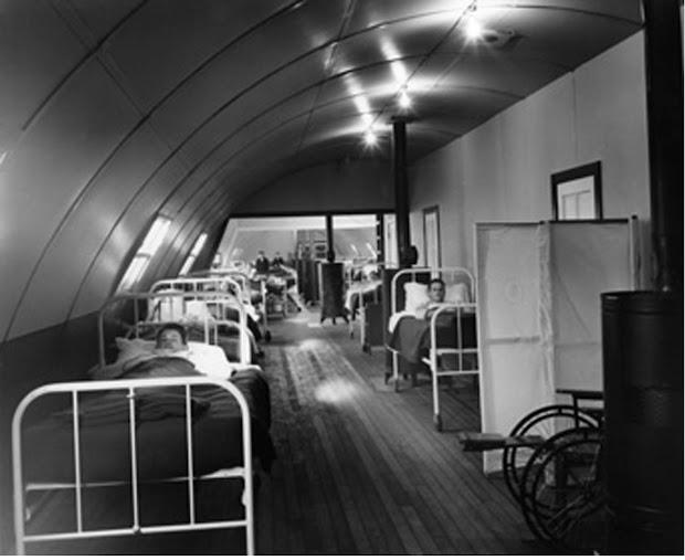 Quonset Hut Interior