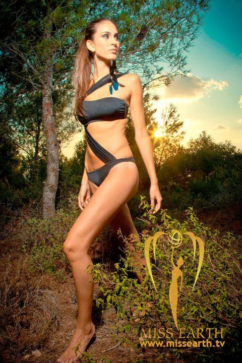 Arab-Israeli model,huda naccache