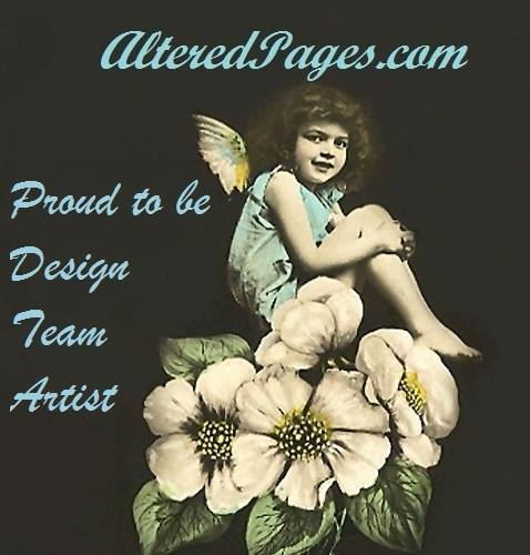 I Design For Altered Pages