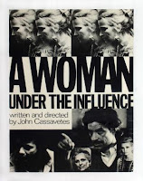 Movie poster of Cassavetes movie