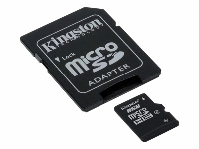 Memoria Micro SD 8Gb Kingston 1 Adap Clase 10