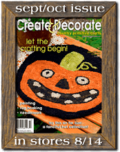 Fall Issue Create & Decorate
