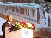 Dr. E Sreedharan, Principal Advisor to DMRC