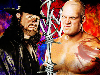 kane and undertaker relationship with
