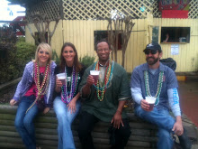 Mardi Gras in Lafayette
