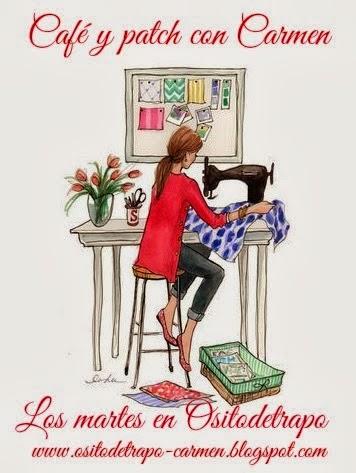 A coser con Carmen