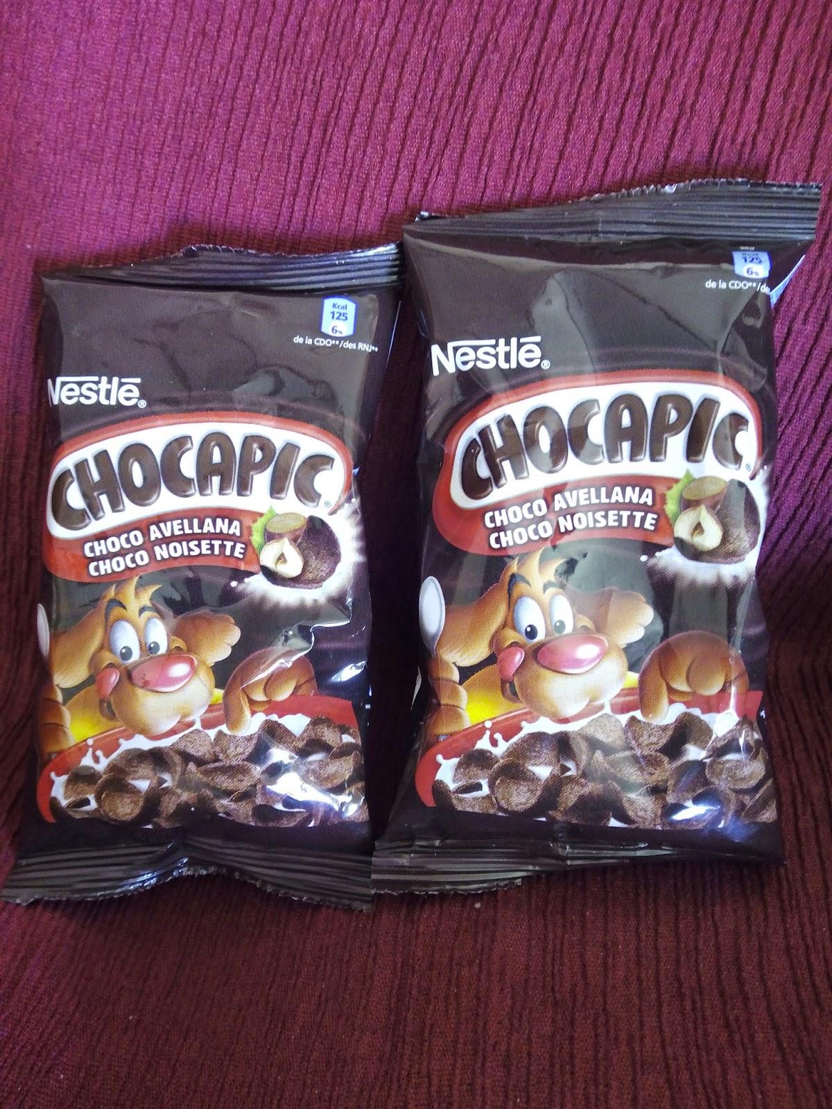 Chocapic de Nestlé