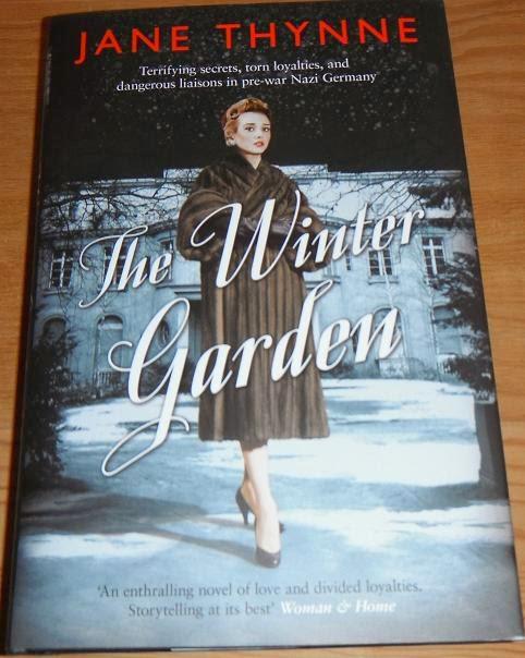 book review the winter garden jane thynne - Winter Garden Book